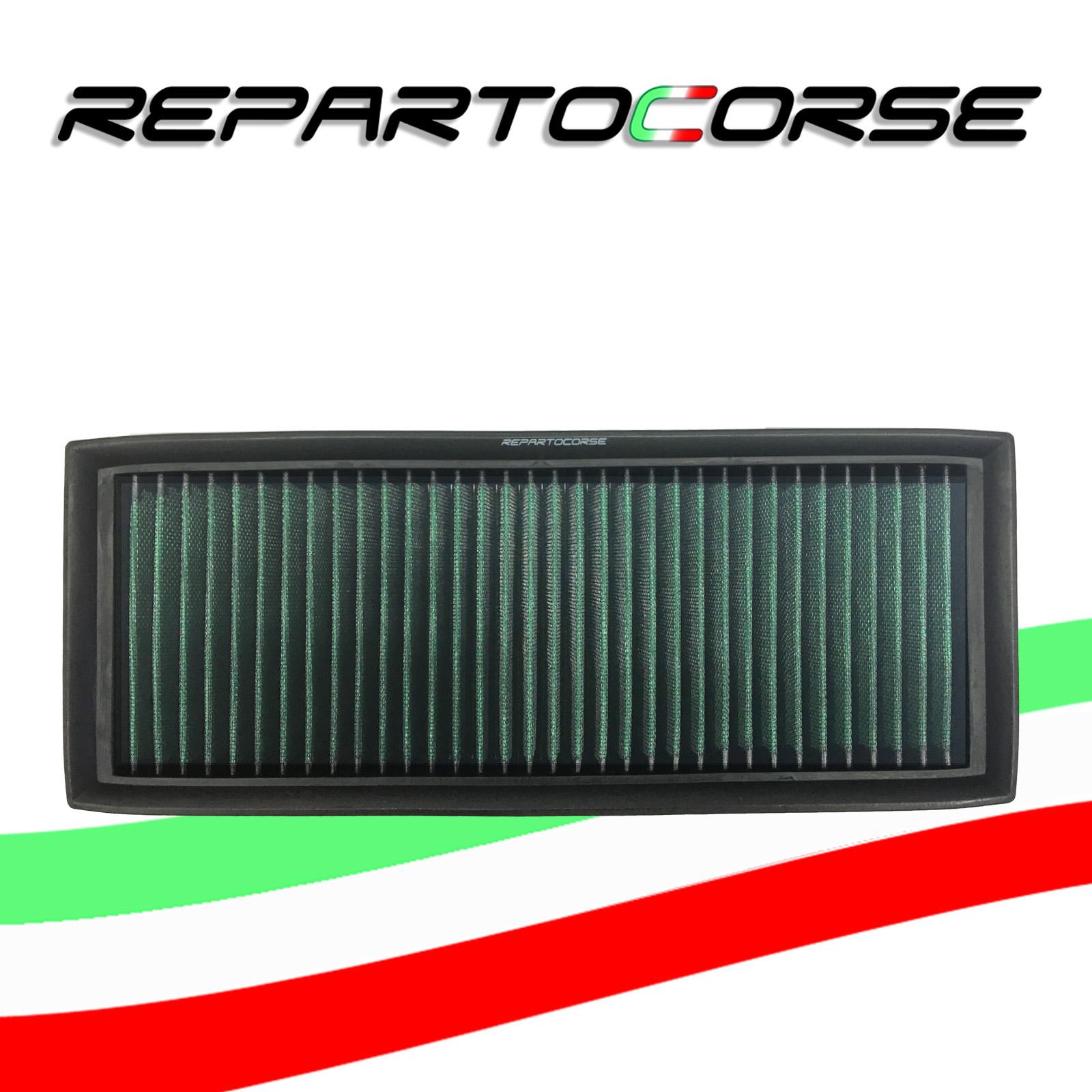 Filtro aria sportivo repartocorse skoda octavia ii 1 9 tdi for Filtro aria cabina da golf vw